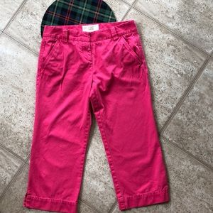 J.CREW Classic Twill Chino, favorite fit, size 4